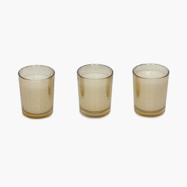 Votive Candle- 3 Pcs.