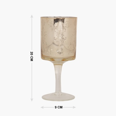 Splendid Klia Stem Votive Candle Holder