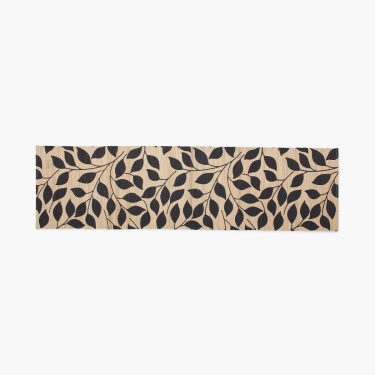 Meadows Nature Straw Table Runner