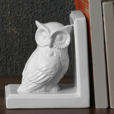 Splendid Ceramic Book Holder