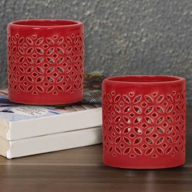 Splendid Votive Holder - 2 Pcs.