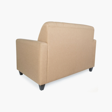 Alaska Arden Textured Two-Seater Sofa