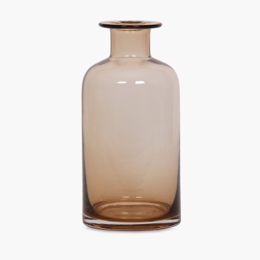 Splendid Ombre Hued Glass Vase