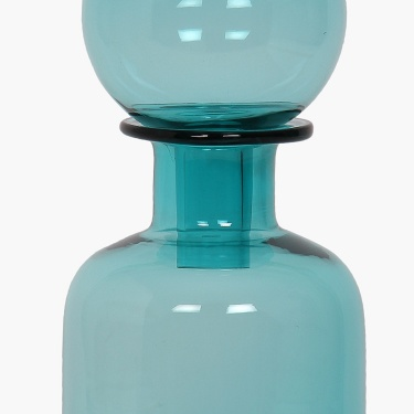 Splendid Cylindrical Glass Vase
