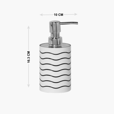 Hudson Irene Soap Dispenser