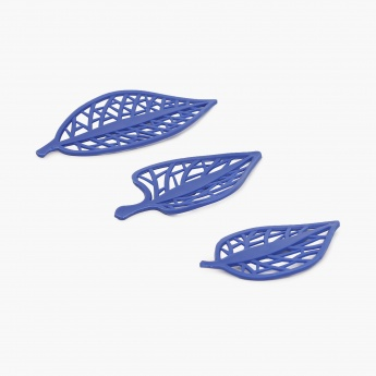 Adventures Of U-Tron Leaf Wall Sticker- 9 Pcs.