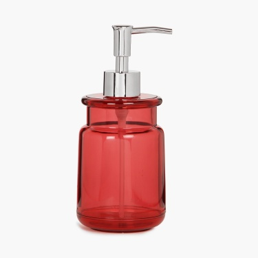 Hudson Plastic Soap Dispenser