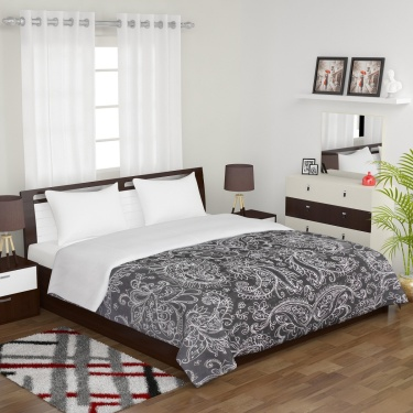 D'DECOR Cherish Double Bed Dohar