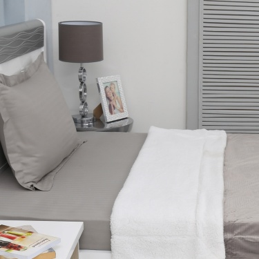 Marshmellow Premium Sherpa Single Bed Blanket - 150 X 200 cm