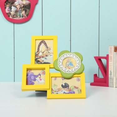 Adventures Of U-Tron Collage Photo Frame