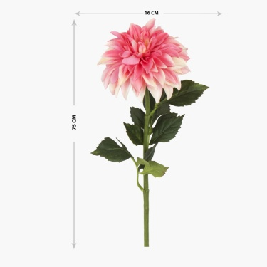 Artificial Dahlia Flower