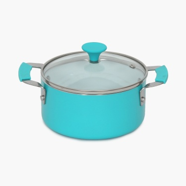 Elite Briston Ceramic Coated Casserole With Lid