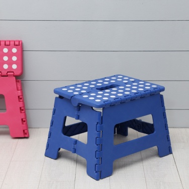 Adventures Of U-Tron Foldable Kids Bath Stool