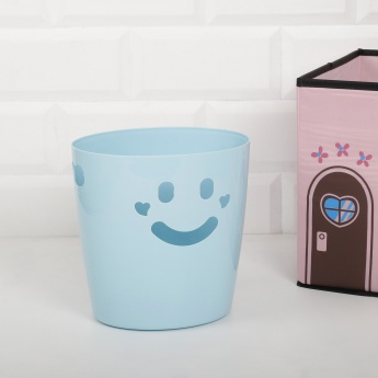 Adventures of U-Tron Smiley Multipurpose Mini Storage Baskets