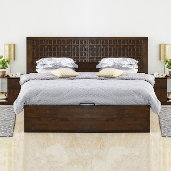 Krea King Bed with Hydraulic Storage