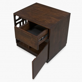 Krea Night Stand - Left Side