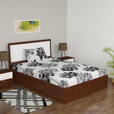 Carnival Single Bedsheet Set- 2 Pcs.