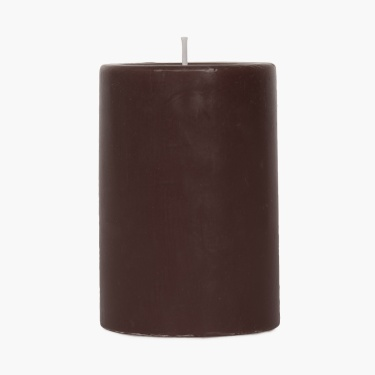 Splendid Sandalwood Solid Pillar Candle