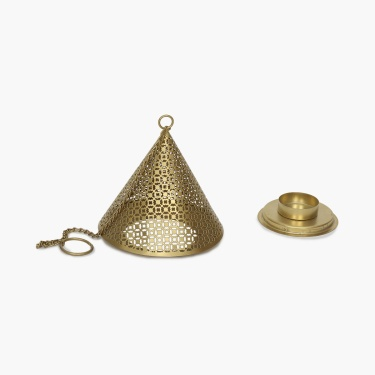 Splendid Triangular Light Holder