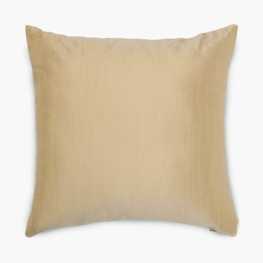 Marshmallow Solid Cushion Cover Set- 2 Pcs.