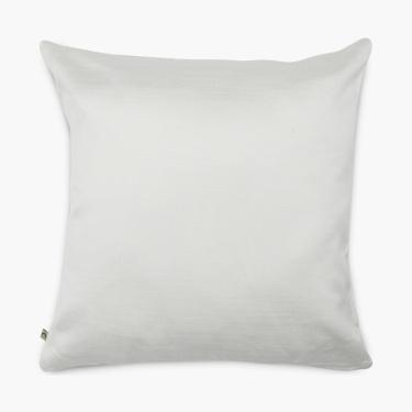 Marshmellow Solid Cushion Cover - Set Of 2 - 40 X 40 cm
