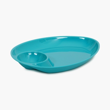 Meadows Geomatrix Chip And Dip Serving Bowl