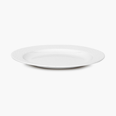 Meadows Urban Melamine Textured Plate
