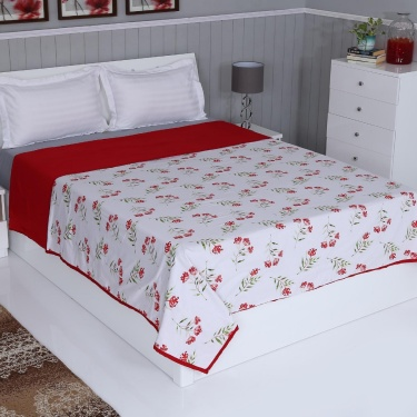 Mandarin Lightweight Double Bed Dohar