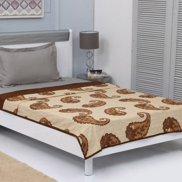 Mandarin Lightweight Single Bed Dohar