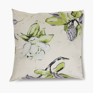 Ebony Nomad  Printed Filled Cushion - Set Of 2