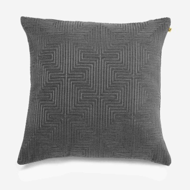 Matrix Delano Jacqured Cushion Cover Set- 2 Pcs 40x40cm