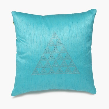 Celebration Embellished Cushion Cover Set - Set Of 2 - 40 X 40 cm