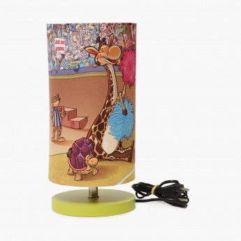City Goes Wild Table Lamp