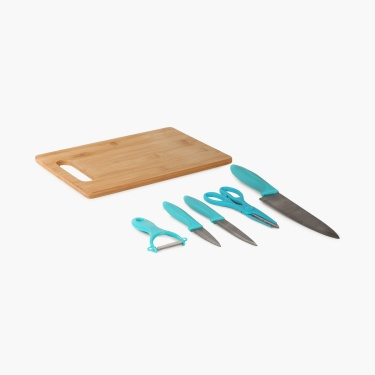 Wilford Knife Block Set- Pack Of 6 Pcs.