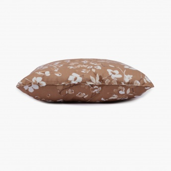 Ebony Printed Filled Cushions-Set Of 2 Pcs.