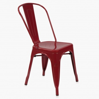 Austin Stainless Steel Chair