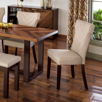 Touchwood Dining Chair Set- 2 Pcs.