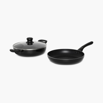 Renault Double Layer Non-Stick Cookware Set- Set Of 2 Pcs.