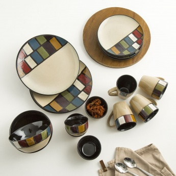 Maris-Adonia Stoneware Crockery Set