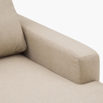 Signature Arden Right Arm Chaise Beige