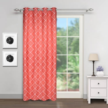 Griffin Jacquard Design Door Curtain