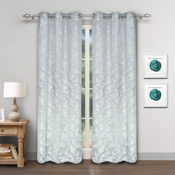 JADE Door Curtain Set- 2 Pcs.