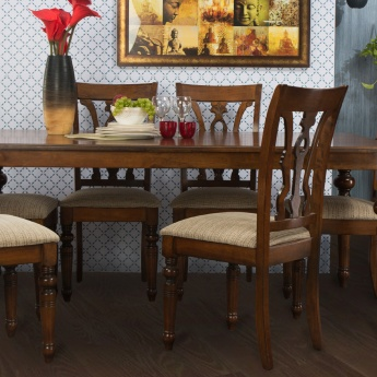 Tagetes Antique Dining Chair Set 2 Pcs