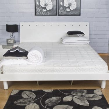 Dreamz King Mattress- 6 Inches (180x195) cm