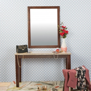 Geneva-Oxville Console with Mirror