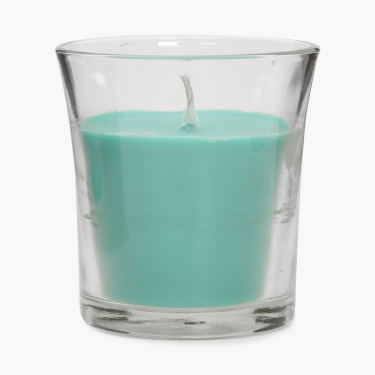 Colour Connect Jar Candle- Blueberry