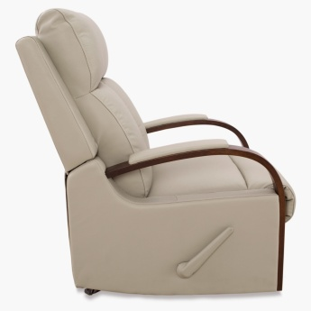 Watson One Seater Recliner Chair Beige