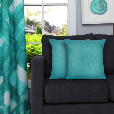 Seirra Cushion Cover Set- 2 Pcs.