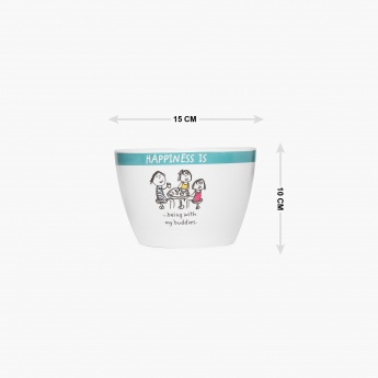Aleka Happiness Sydney Bowl Set- Pack Of 2 Pcs.