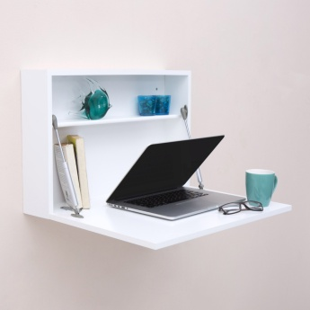 Ashton Wall Mounted Laptop Table
